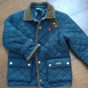 4T Polo Barn Jacket
